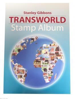 Stanley Gibbons A4 Transworld Stamp Collectors Album | Westgate