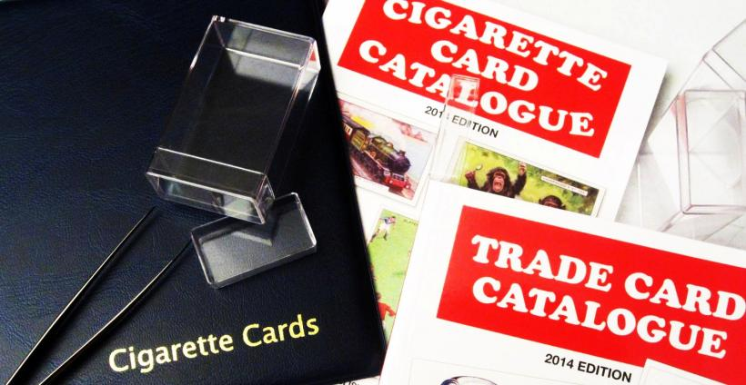 Cigarette Card Accessories