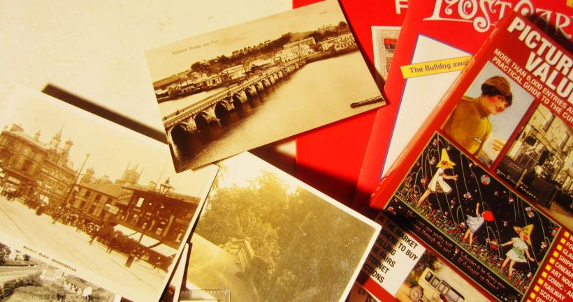 Postcard Accessories